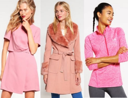 Shoppen: On Wednesdays, we wear pink!