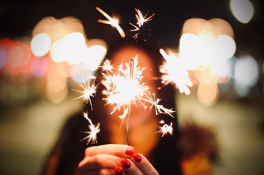 Tot wanneer is het 'oké' om iemand een gelukkig nieuwjaar te wensen?
