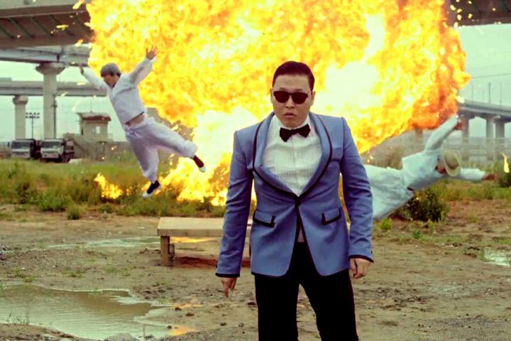 'Gangnam Style' is niet langer de populairste YouTube-video aller tijden