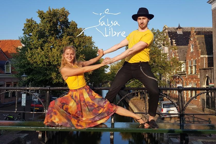 WINNEN: privéles salsadansen bij Salsa Libre voor jou en een partner