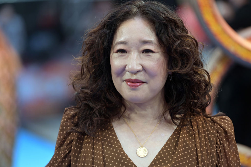 Actrice Sandra Oh moest in therapie na Grey's Anatomy