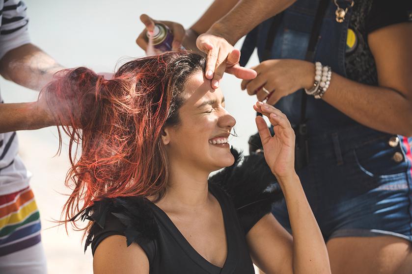 Dít is de populairste haarkleur van dit moment