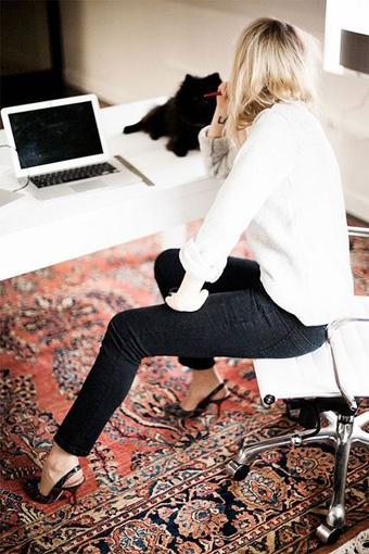 Zo blijf je actief tijdens een hele dag op kantoor