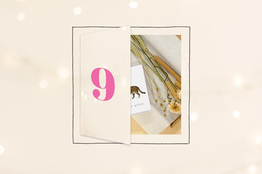 Flair's Adventskalender 2020 #9: win 3x een fleurig en sfeervol bloemenpakket van BloomPost