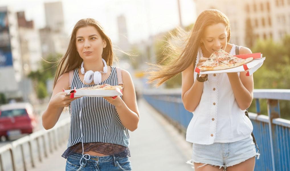Ben jij gek op pizza? Dan is deze marathon écht iets voor jou