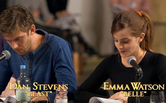 Zo klinkt Emma Watson als Belle in 'Beauty and the Beast'