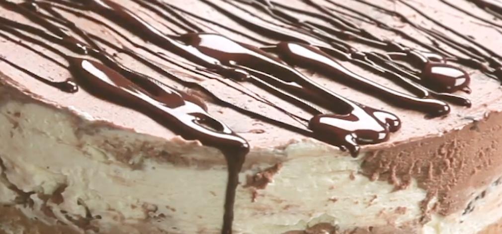 Winning: deze After Eight Cheesecake hoeft níet in de oven