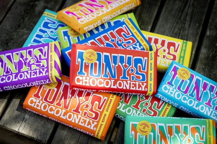Move over, paaseitjes: Tony's Chocolonely komt met paasreep