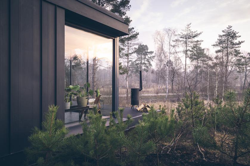 cuber outdoor suite