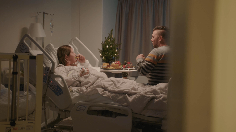 Deze video over kerst op de kraamafdeling móet je zien!