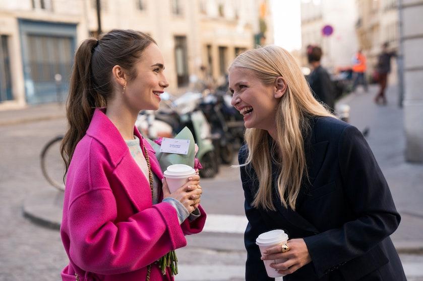Hot hot hot: déze acteur is de nieuwe crush van Emily in 'Emily in Paris'