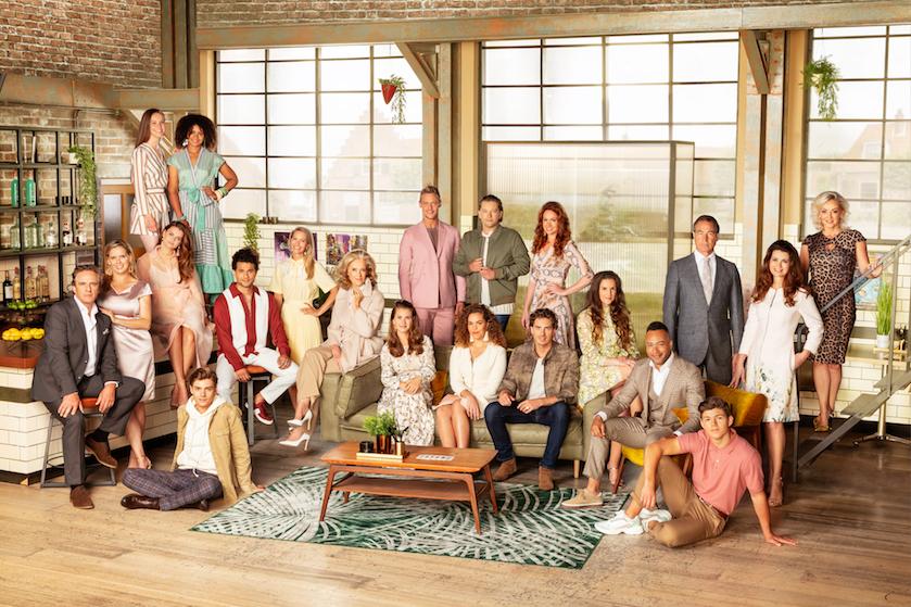 Makers 'GTST' trakteren op eerste beelden van nieuw seizoen: komt dít soapsetje weer bij elkaar?