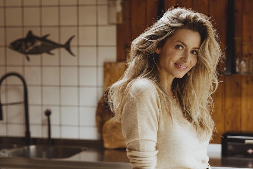 Lucy Woesthoff over haar relatie met Dinand: 'Ik ben over mijn eigen grenzen heen gegaan'