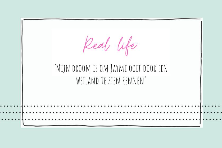 Jayme's moeder Arwen: 'Dit bewijst dat wat de artsen in Nederland zeiden niet klopte'