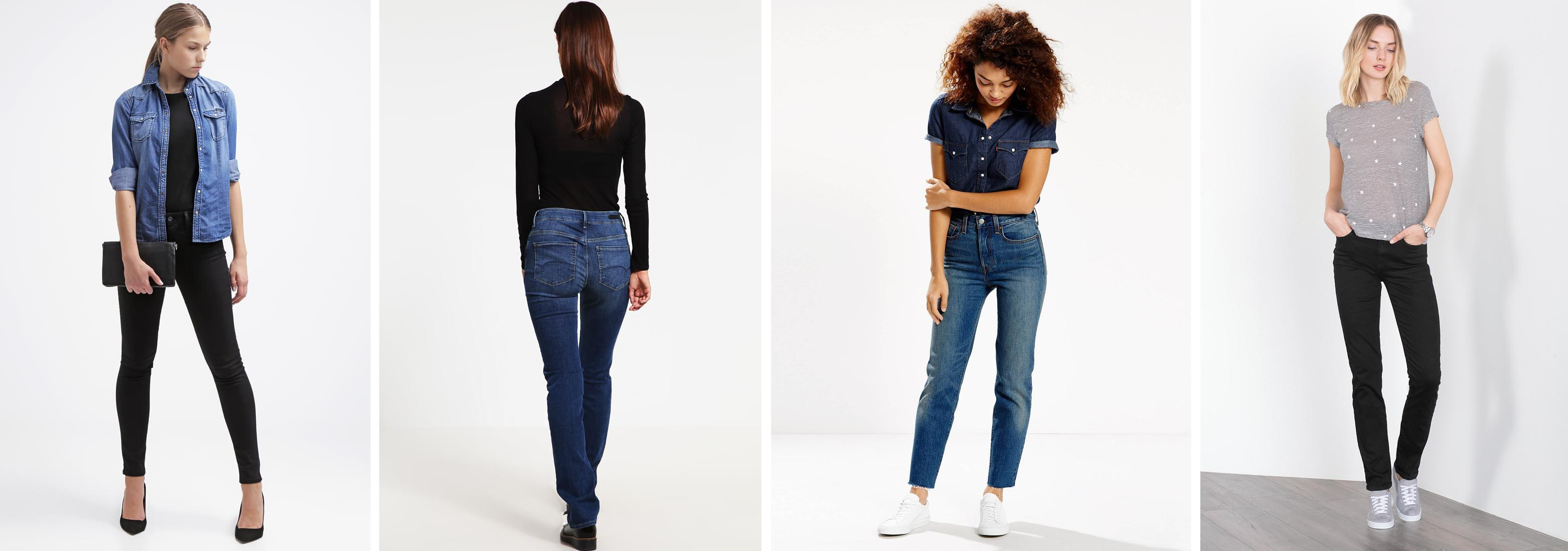Shoppen: 19x voel je sexy in deze high-waist jeans