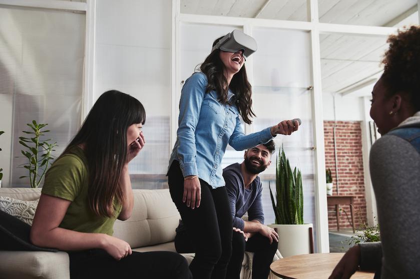 Waarom een VR-bril óók leuk is voor niet-gamers