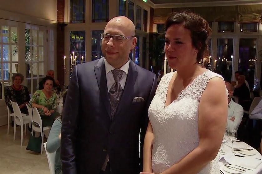 Zó leuk! Patty en Bram van 'Married at First Sight' verwachten eerste kindje