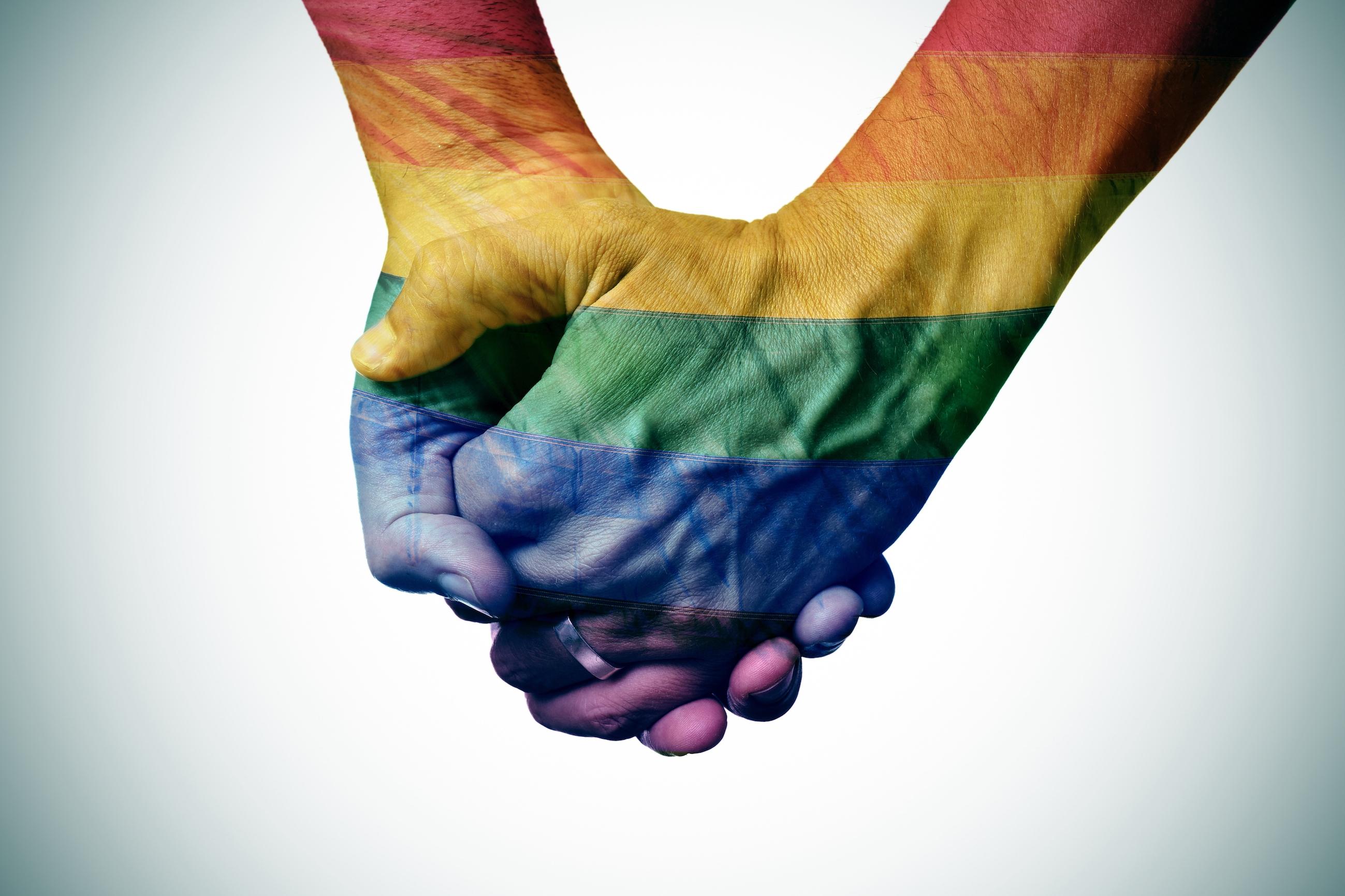 De actie van deze vrouw tegen homohaat is adembenemend mooi!