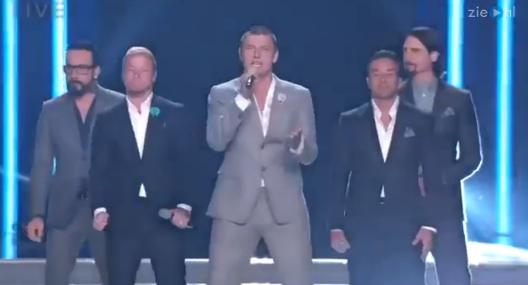 VIDEO: Backstreet Boys doen het weer tijdens Miss USA-show