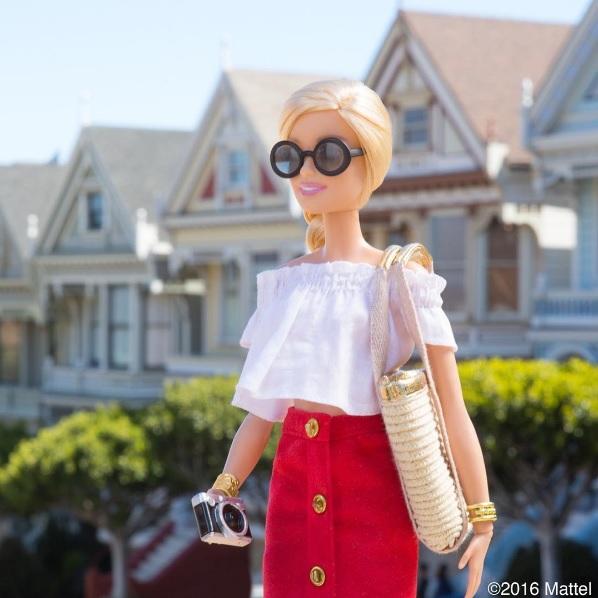 Zien: Barbie als online influencer
