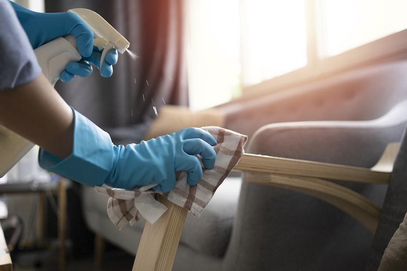 Niet lullen maar poetsen: dit zijn 5 voordelen van schoonmaken