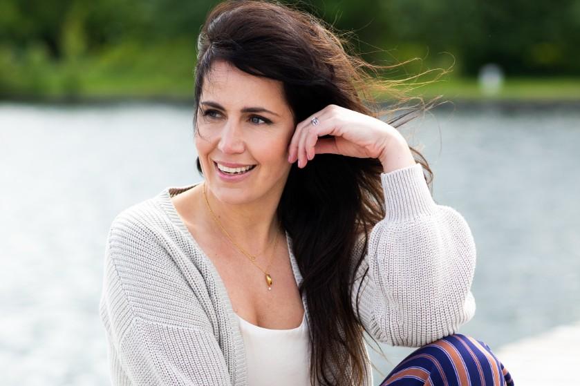Kirsten over zenuwslopende avond: 'Ik zat met buikpijn van de spanning op de bank'
