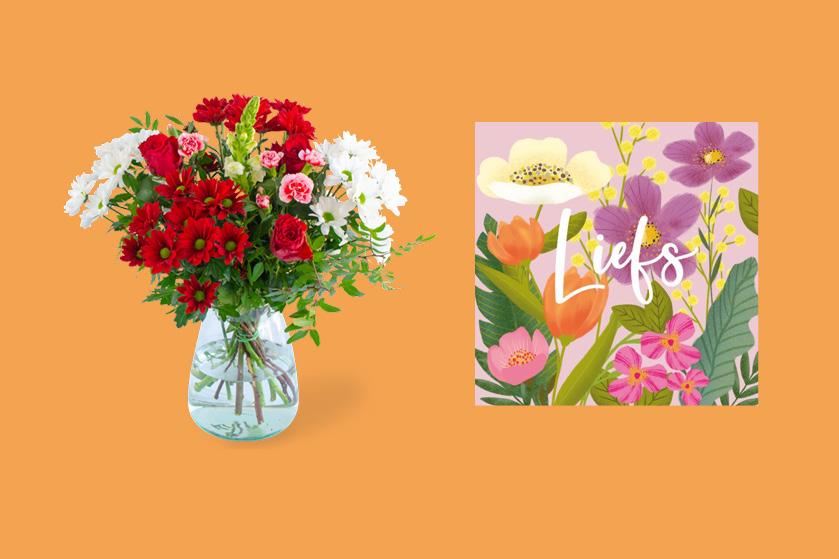 WIN: 5x Greetz-tegoed van €45 om je beste vriendin te verrassen met bloemen