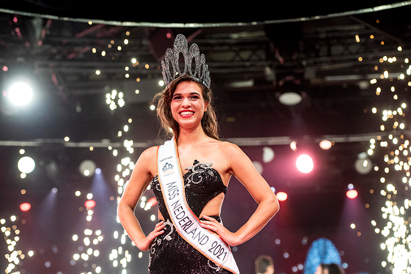Say what? Julia uit 'The Bachelor' is nu ook Miss Nederland