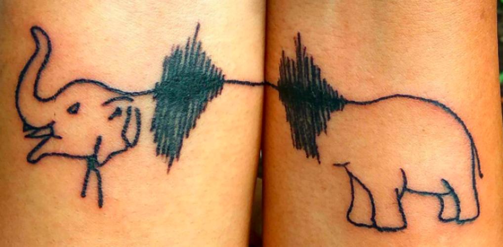 Wow: deze tattoo maakt geluid!