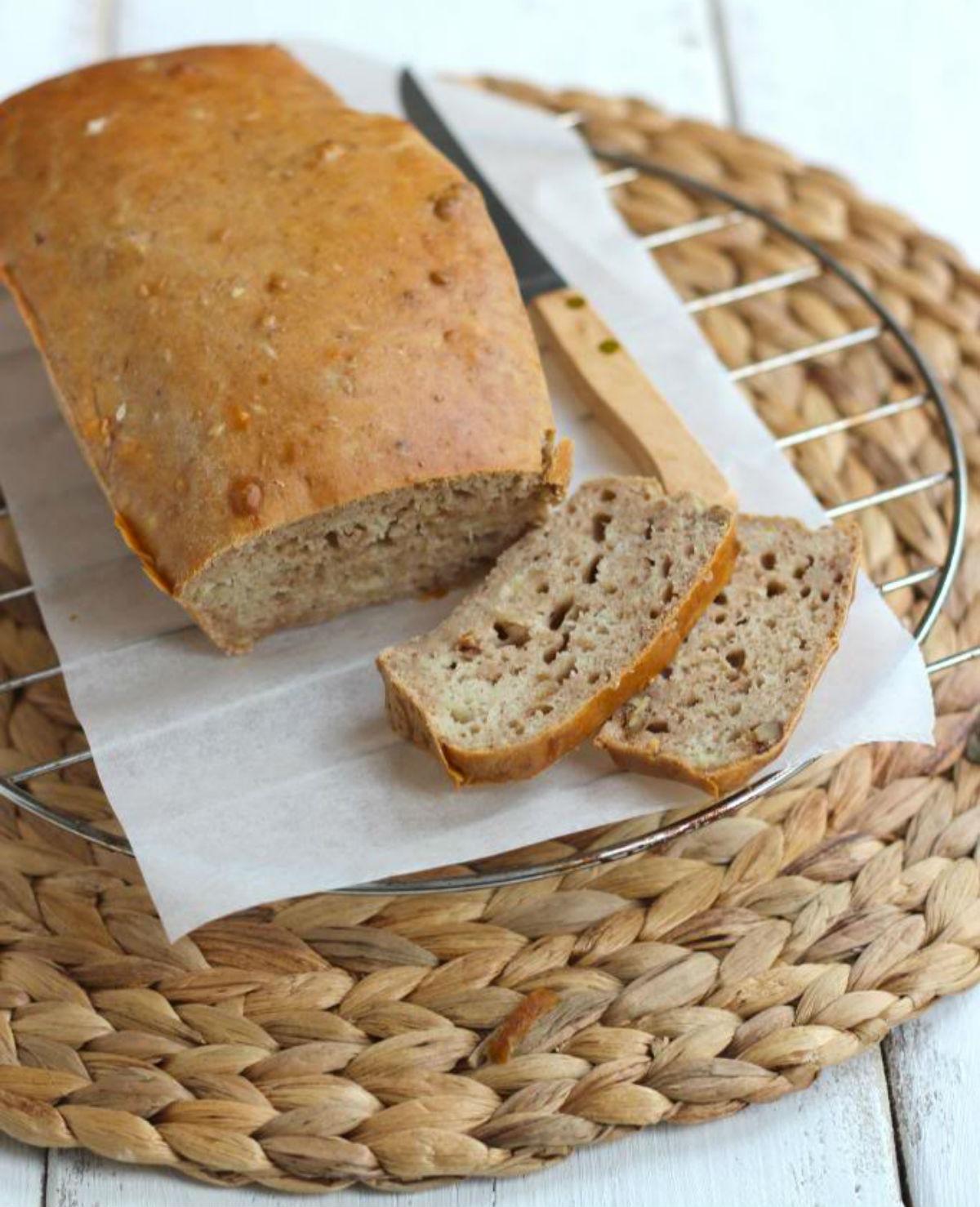 Gezondere versie banana bread
