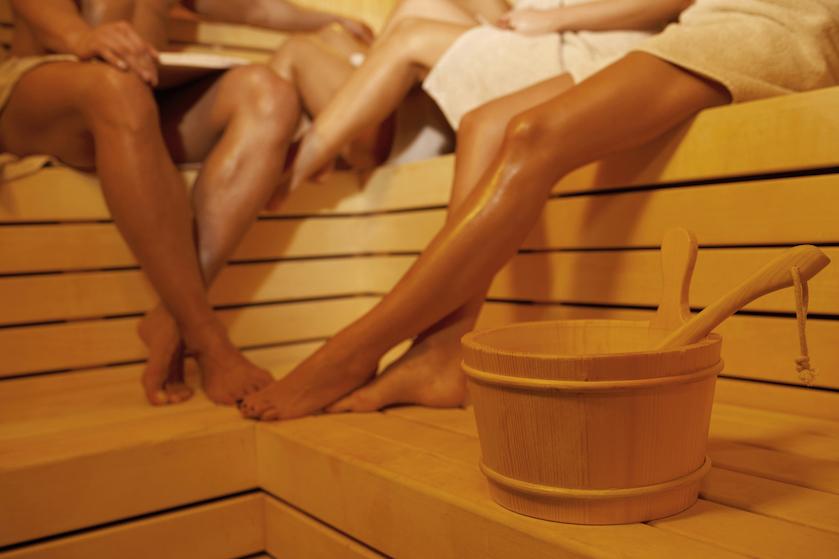 Waarom je altijd een extra handdoek moet meenemen naar de sauna