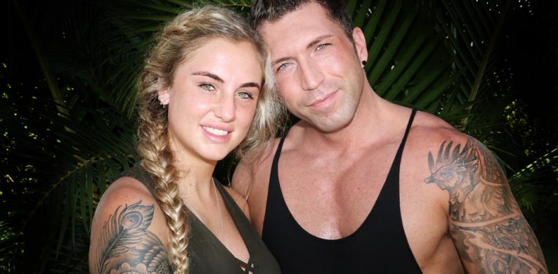 Niels en Rosanna van Temptation Island zijn verloofd!