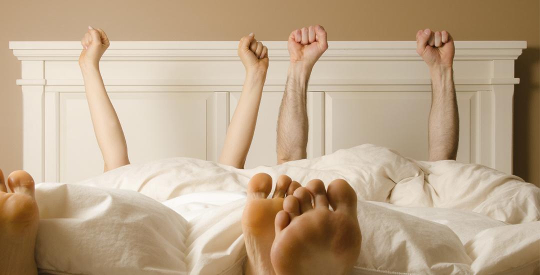 Sex is gezond! 10 redenen om meer te vrijen