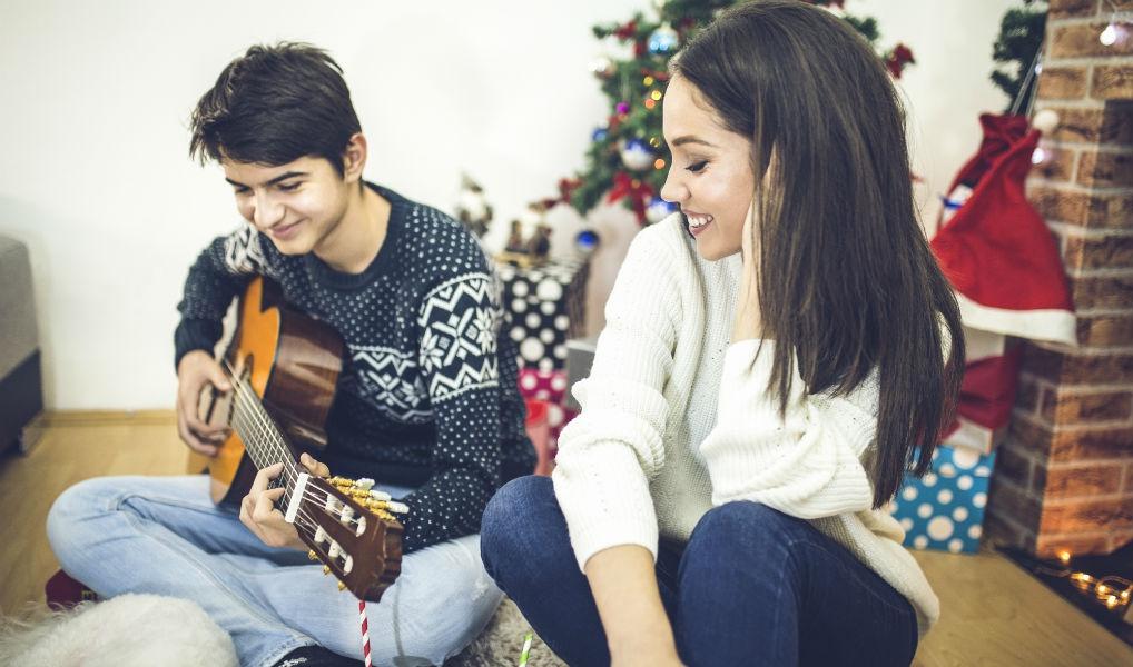 All I Want For Christmas Is You: kerstliedjes zingen is goed voor je gezondheid