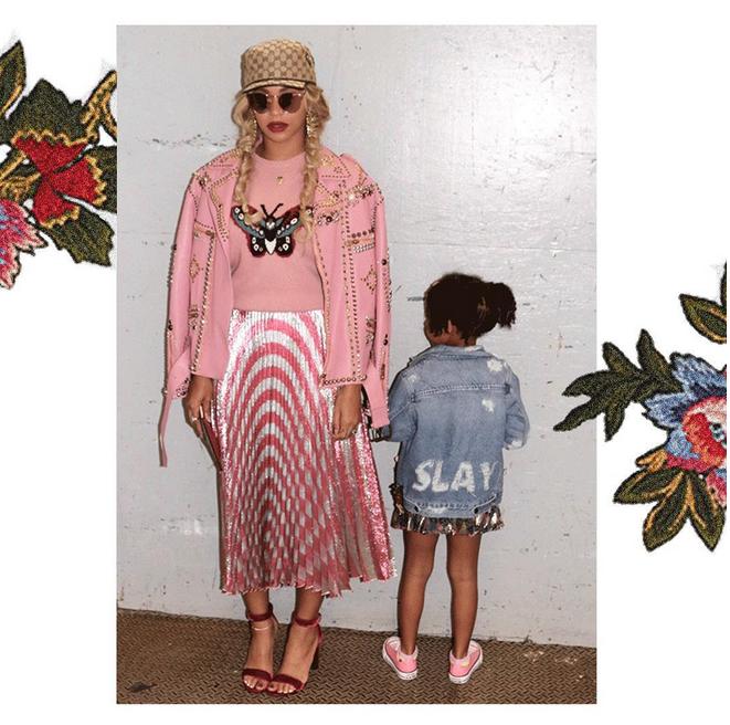 Dochter van Beyoncé krijgt eigen lijn met producten