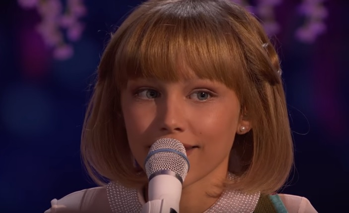 Wow: 12-jarige Grace VanderWaal wint 'America's Got Talent'