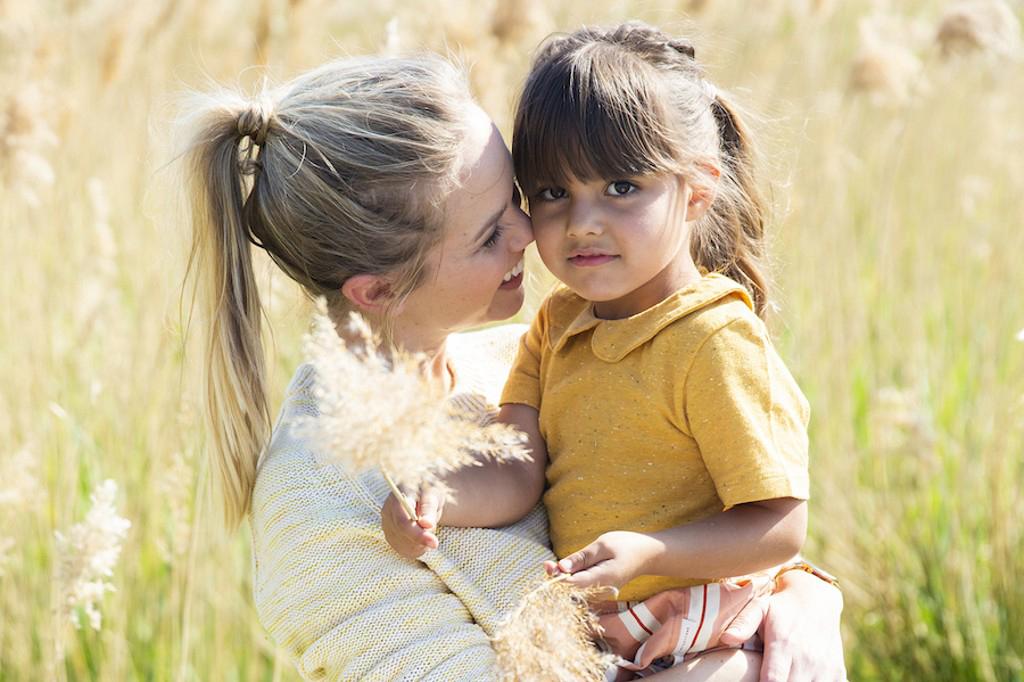 In de spotlights: 6 moeders schitteren met hun mini-me in Flair