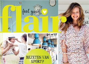 In het blad | Flair 37
