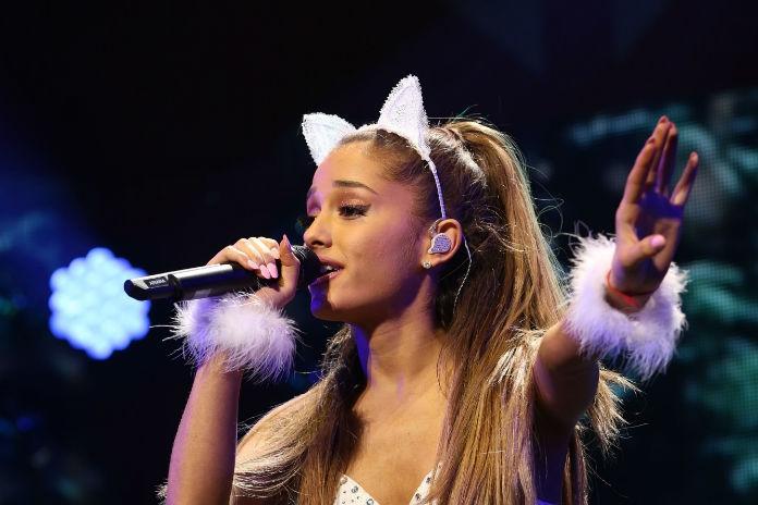 Ariana Grande reageert op overlijden van ex-vriend Mac Miller
