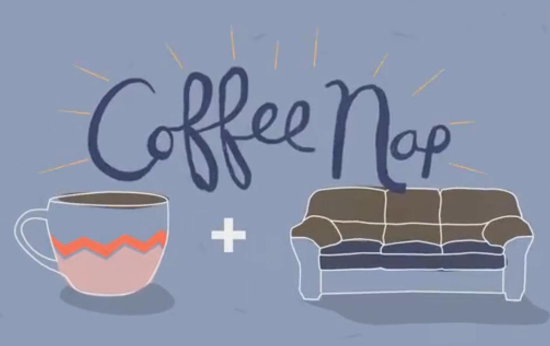 Koffiedutjes zijn de nieuwe powernaps