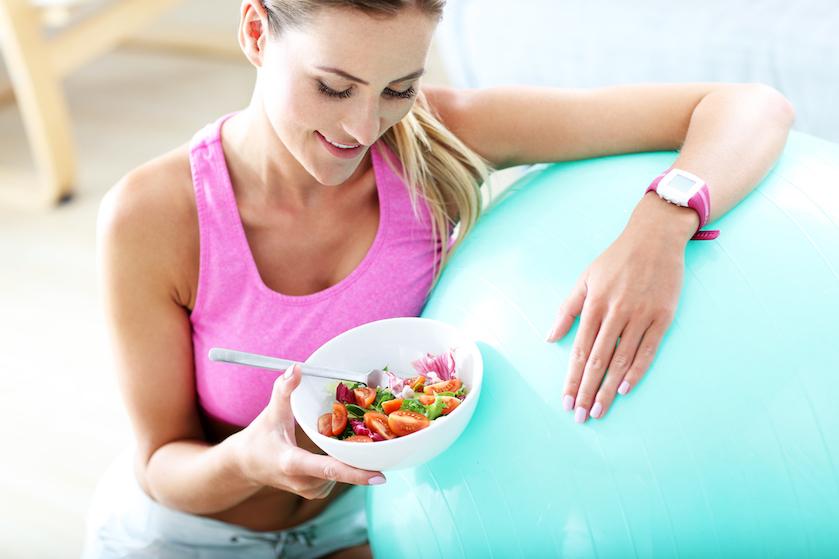 Wat is wijsheid: kun je beter vóór of na het eten sporten?