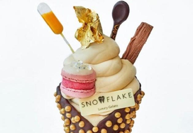 Zien: voor dit ijsje tel je meer dan honderd euro neer