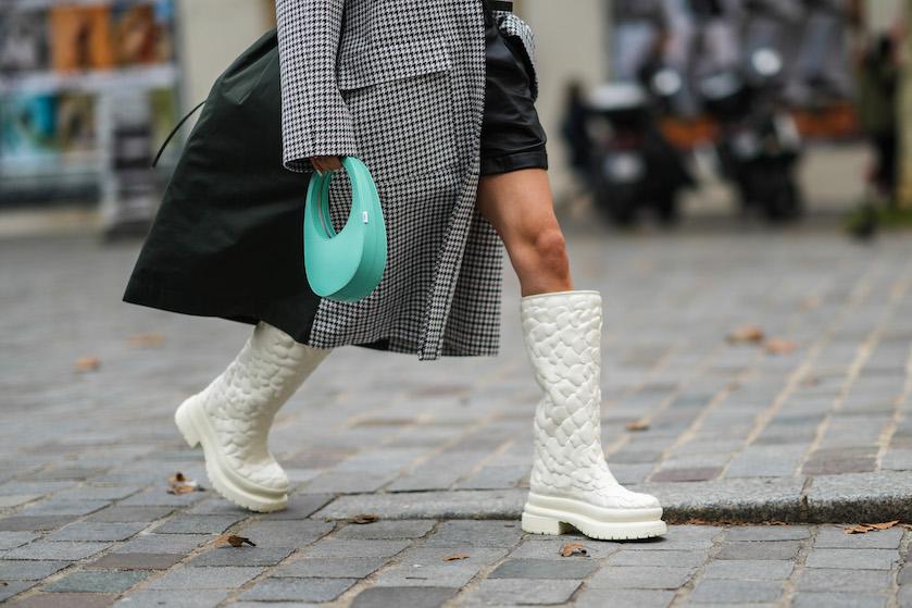 Zo combineer je je hoge laarzen deze herfst en winter het mooist
