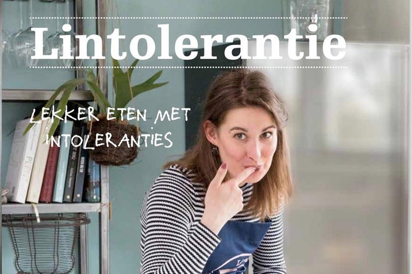 Voor de lekkerbekken: win het nieuwe Lintolerantie-kookboek