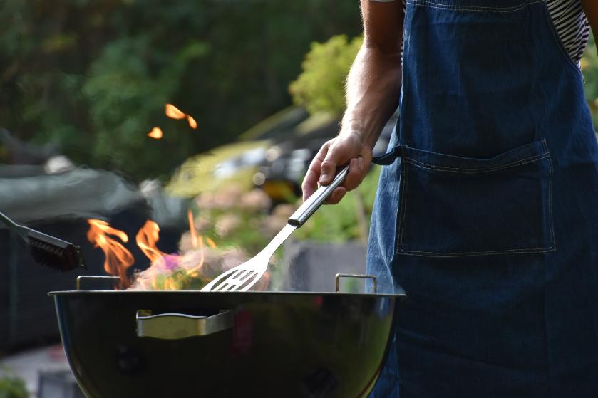 Zó barbecue je de sterren van de hemel in veganistische stijl