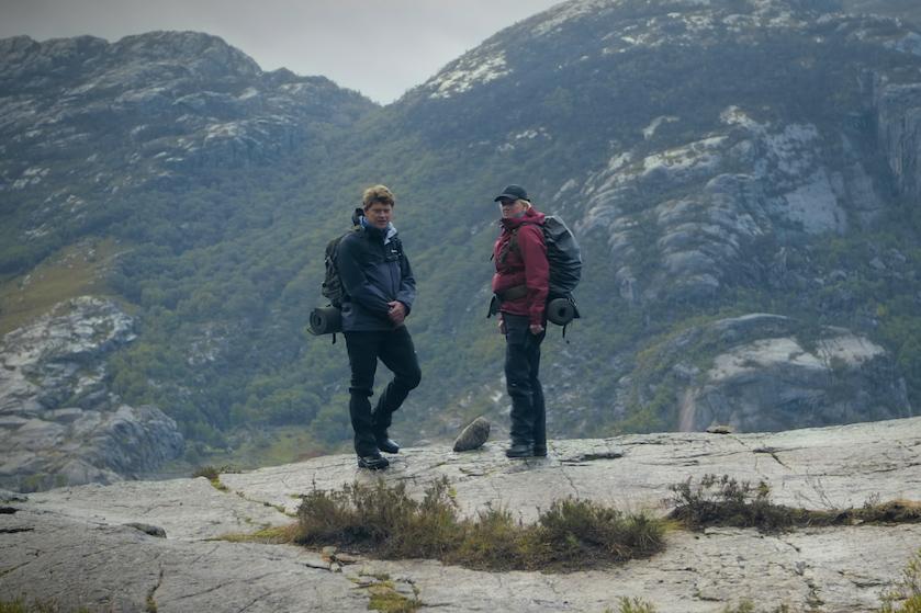 Eerste aflevering 'Beau en de Veteranen' laat diepe indruk achter bij kijkers