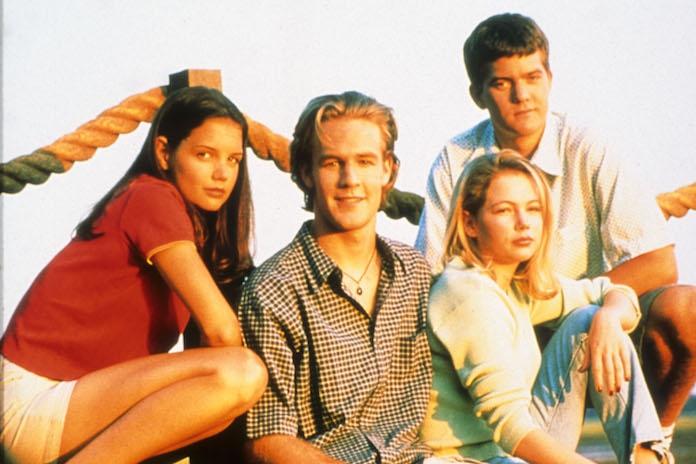 Ah, memories! De cast van 'Dawson's Creek' voor het eerst weer bij elkaar