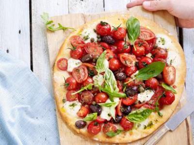 6 Instagramwaardige, bijzondere pizza's om thuis zelf te maken
