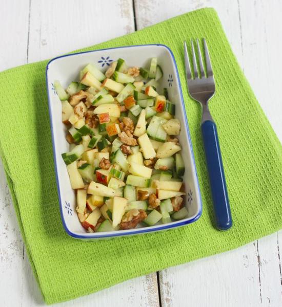 Zo maak je een zomerse salade!
