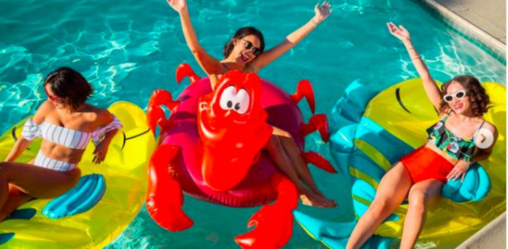 Diep in de zee: dobber nu rond op deze te leuke Disney-collectie